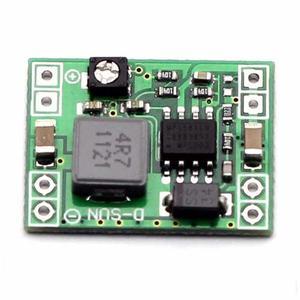 Mini Convertidor Dc-dc 3a Módulo De Paso Ajustable 3v 5v