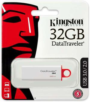 Pen Drive 32gb Kingston  Original Sellado Blister