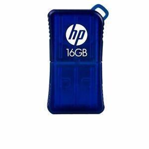 Pendrive Mini Hp 16gb V165w 100% Original En Su Paquete!