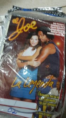 Serie El Joe La Leyenda