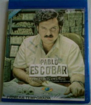 Serie Pablo Escobar En Blu Ray