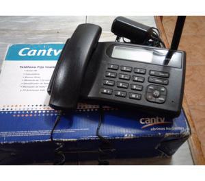TELEFONO FIJO CANTV CON LINEA