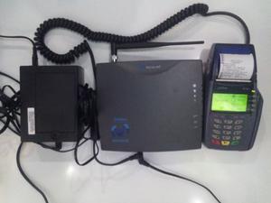 Telular Sx5 Para Punto De Venta Con Linea