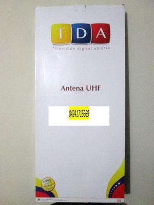 Vendo Antena Aérea De Aluminio Nueva En Su Caja