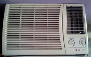 aire acondicionado marca LG de  BTU