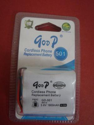 Batería Para Teléfono Inalámbrico God P 501 Aax3 Cordless