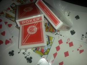 Cartas De Poker, Precio Por Cada Mazo De Cartas