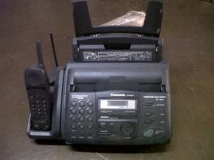 Fax Panasonic Con Inalambrico Fpc161