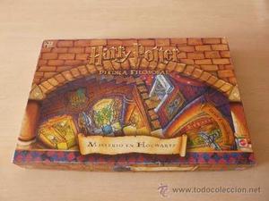 Juego De Mesa De Harry Potter Y La Piedra Filosofal