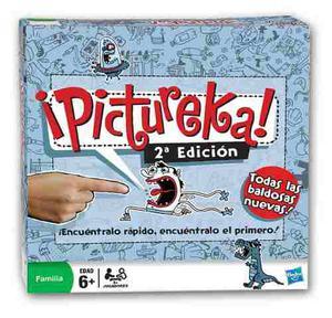 Juego De Mesa Pictureka Original Hasbro