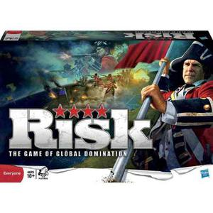 Juego De Mesa Risk La Conquista Del Mundo Original De Hasbro