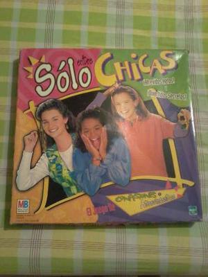 Juego De Mesa (solo Entre Chicas) Original Negociable