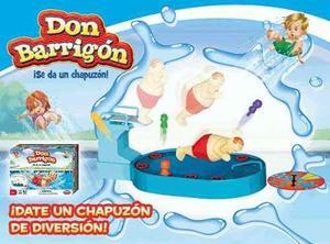 Juego Don Barrigon De Kreisel Original Posot Class