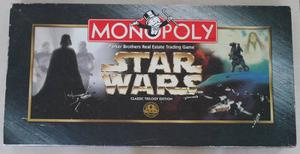 Monopolio Star Wars Classic Trilogy Edition