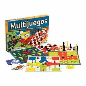 Multijuegos (contiene 30 Juegos)