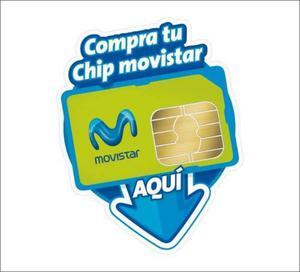 Sim Card Fijo A Nivel Nacional + 1 Linea Movil Movistar