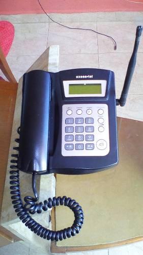 Telefono Alambrico Axess.tel Modelo Axw L800 Con Linea