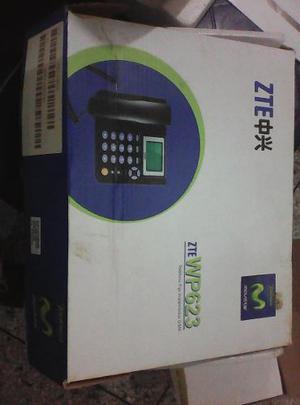 Telefono Fijo Inalambrico Gsm Zte Wp623