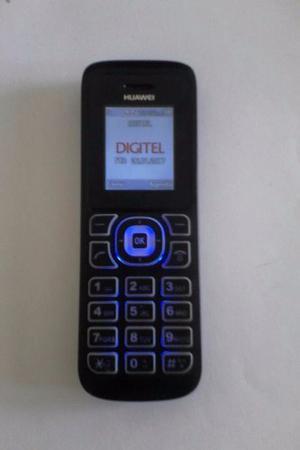 Teléfono Basico Fijo Móvil Huawei F361 Gallito Sencillo