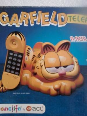 Teléfono Garfield Nuevo 100% Funcional