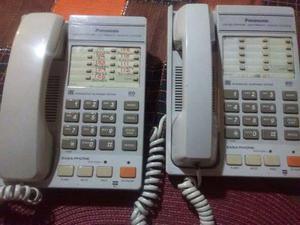 Teléfonos Panasonic Kx-t Para Centrales Teléfonicas