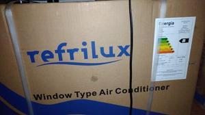 Aire Acondicionado De Ventana Refrilux De  Btu