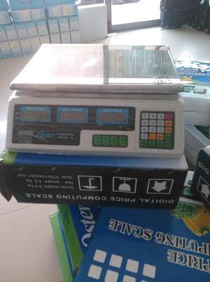 Blanza Peso Digital 40 Kg Marca Oster