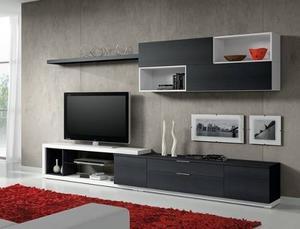 Centro De Entretenimiento, Muebles Para Tv Y Sonido