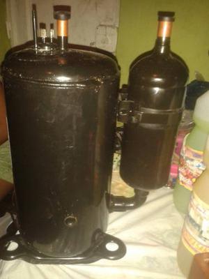 Compresor Para Aire Acondicionado 24 Mil Btu Nuevo