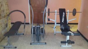 De equipos de gym posot class for Equipo para gym