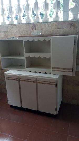 Gabinetes aereos de formica mdf para cocina posot class for Gabinetes de madera para cocina