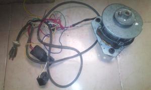 Motor Lavadora con Cableado