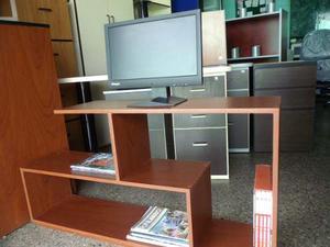 Mueble Modular Minimalista Para Tv