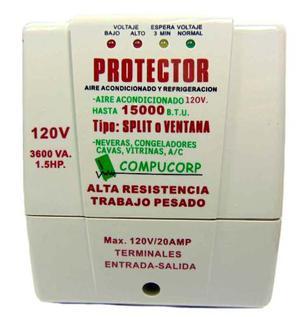 Protector De Corriente 120v 20amp  Btu