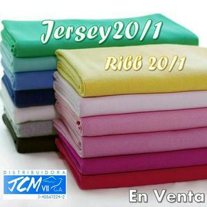 Tela Jersey 201