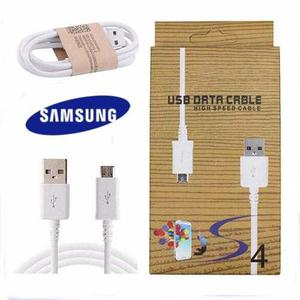 Cable Micro Usb Samsung S3, S4, Note Tablet Galaxy Tab Mayor
