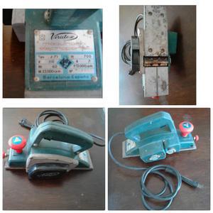 Cepillo Electrico Carpinteria Virutex
