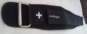 Cinturon Pesas Habinger para gym