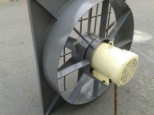 Estractor Ventilador Industrial 5 Hp  Rpm
