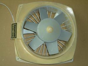 Extractor De Aire Taurus, Plástico De 8in Y 110v,