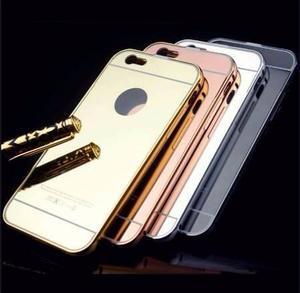 Forro Lujo Aluminio Samsung Iphone Sony Hawei (solo Mayor)