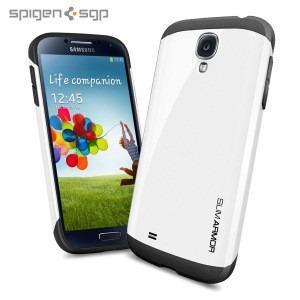 Forro Samsung S4, S5, S4 Mini, S5 Mini Spigen Slim Armor