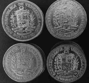Lote Monedas de Venezuela  Al 88