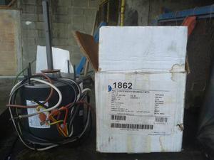Motor Ventilador 1/2 Hp Emerson
