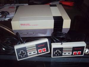 Nintendo Entertainment System Y Accesorios