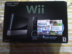 Nintendo Wii Con Juegos