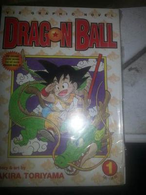 Primer Manga De Dragon Ball En Ingles Rebajado
