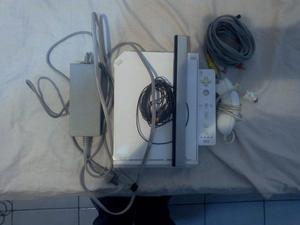 Remato Nintendo Wii (con Caja) +juegos+ Memoria Frontal 2gb