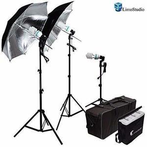 Set De Iluminación Para Fotografía Y Video - Limostudio