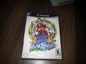 Super Mario Sunshine Juego Para Nintendo Gamecube Y Wii